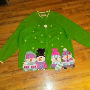 Heirloom collection Christmas sweater